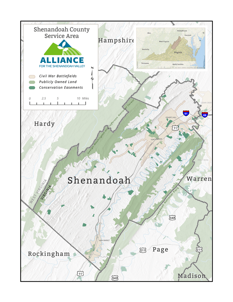 Alliance for the Shenandoah Valley – Shenandoah County-01