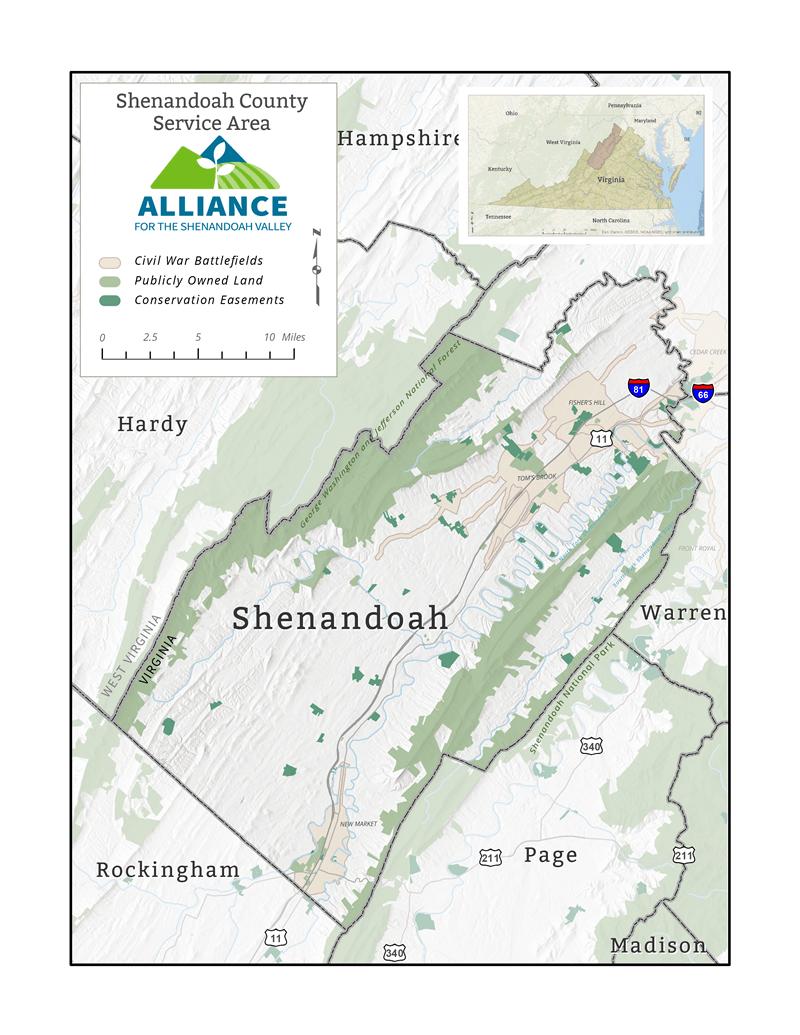 Alliance for the Shenandoah Valley – Shenandoah County-01