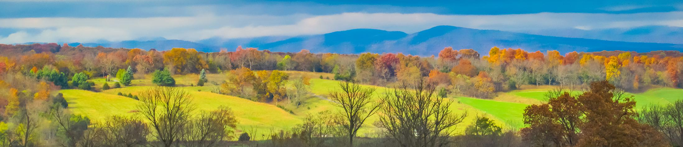Rockingham County Scenery