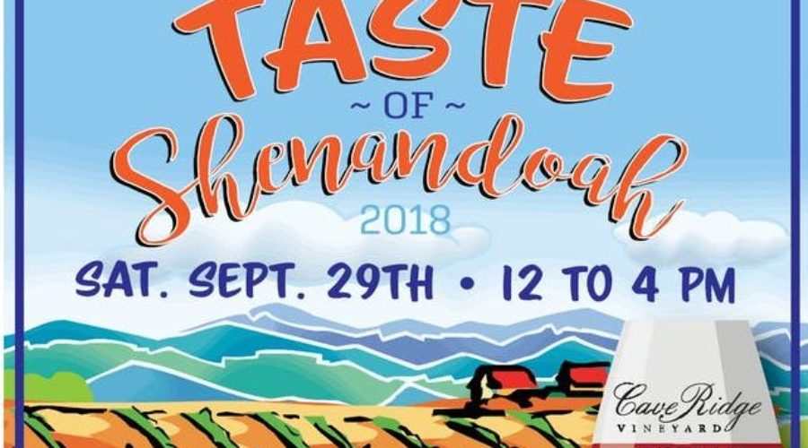 Taste of the Shenandoah