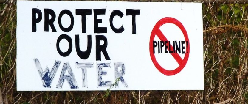 Dedicated Community Continues to Rally Against Pipeline!
