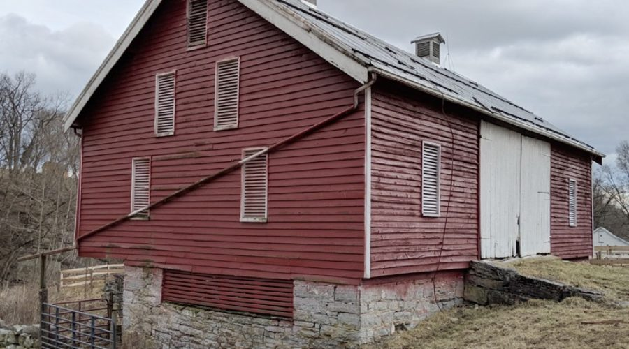 Historic Barns of Shenandoah County: A Living Heritage