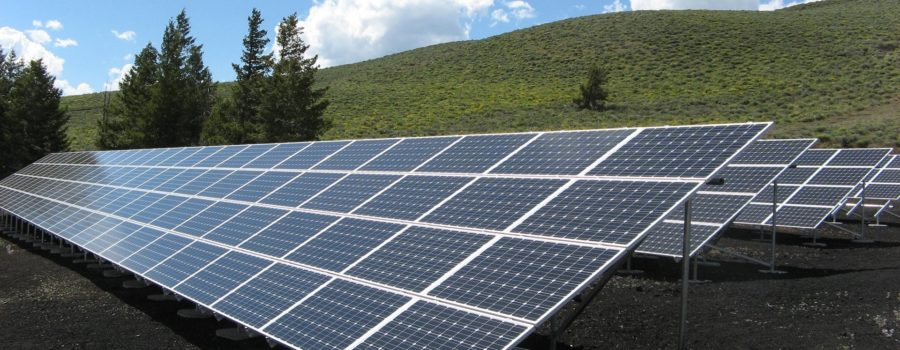 First Utility-Scale Solar Project Proposed in Shenandoah County