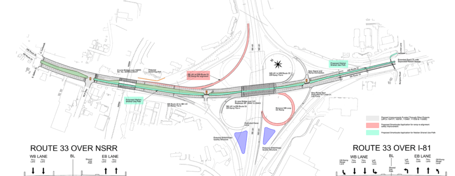 Ask VDOT to fund shared use path on Market Street
