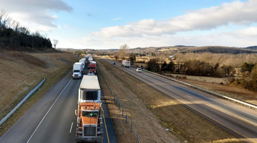 Surprise! Funding for I-81