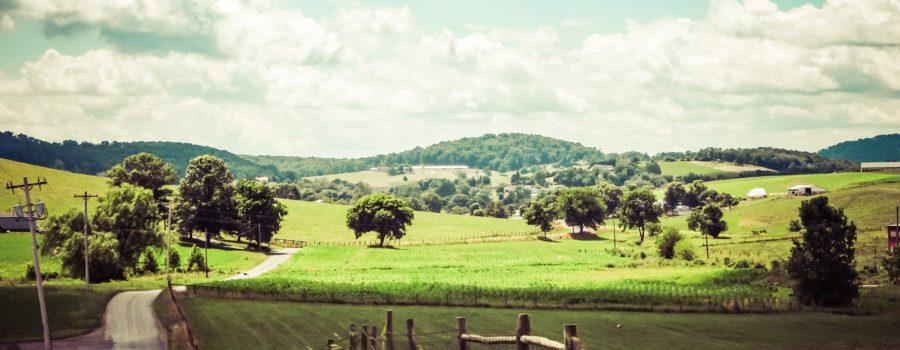 Friedens and Rockingham Rural Roads