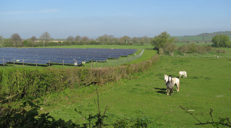 Two solar projects in Page