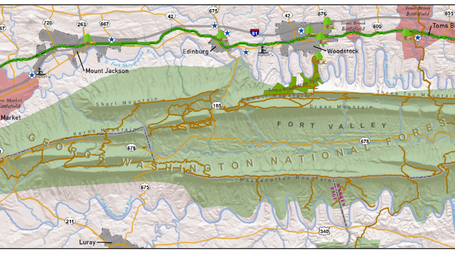 Resolutions of Support for the Shenandoah Valley Rail Trail