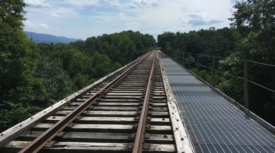 Action in the General Assembly on Shenandoah Rail Trail