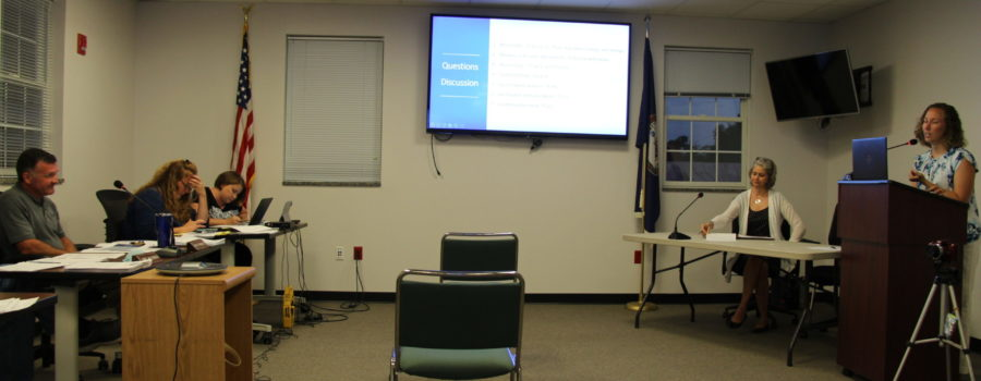 [Video] Page County Planning Commission Work Session (July 28, 2020)