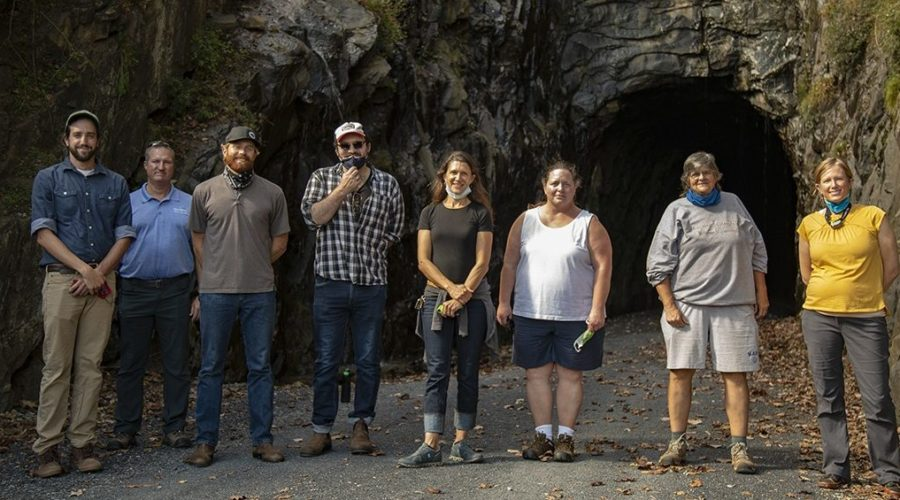 Field Trip to the Claudius Crozet Blue Ridge Tunnel and Trail
