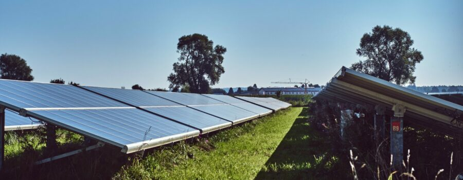Augusta County approves two community solar projects